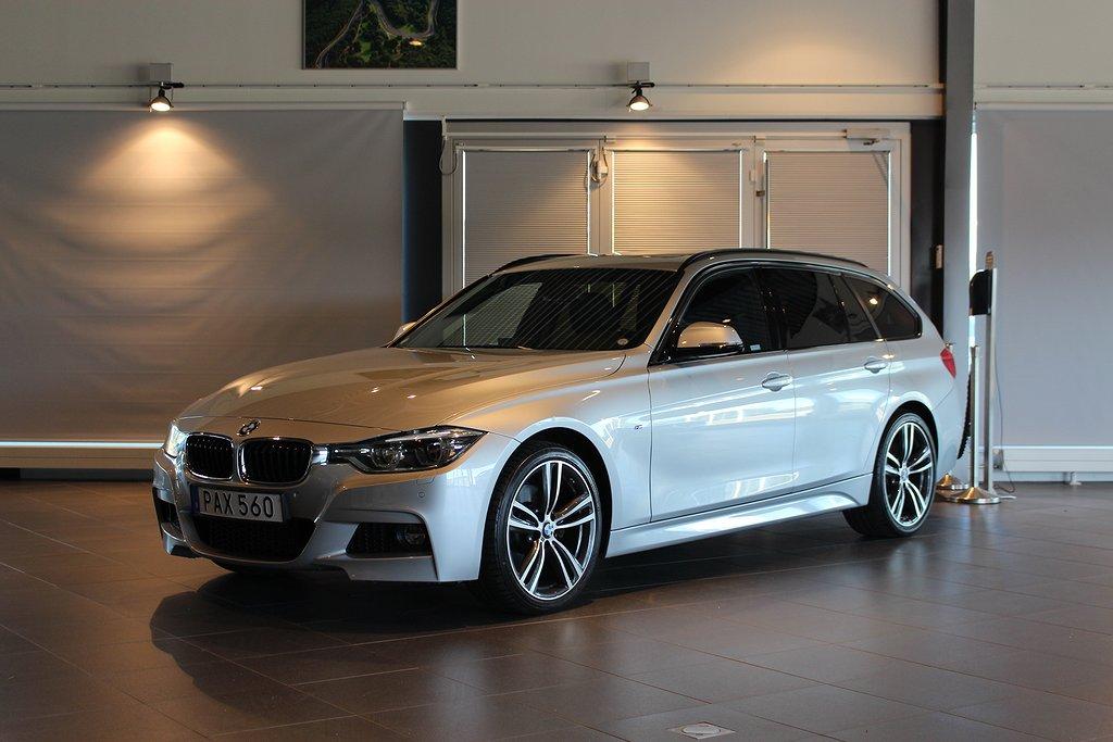 BMW 330 d Xdrive Touring 258hk/ Msport / Nav / Panorama