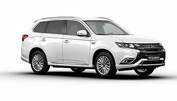 Mitsubishi Outlander PHEV 2.4 Laddhybrid 4WD S-Edition