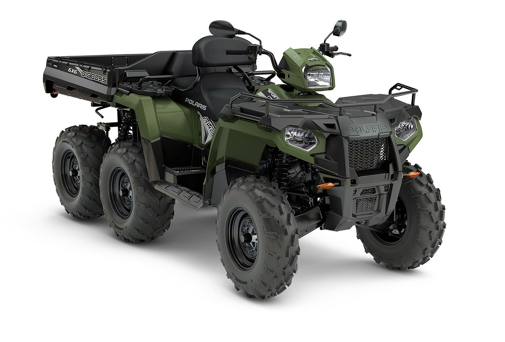 Polaris Sportsman 570 EPS 6x6 Big Boss Traktor