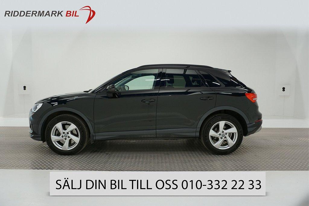 Audi Q3 40 TDI quattro (190hk)