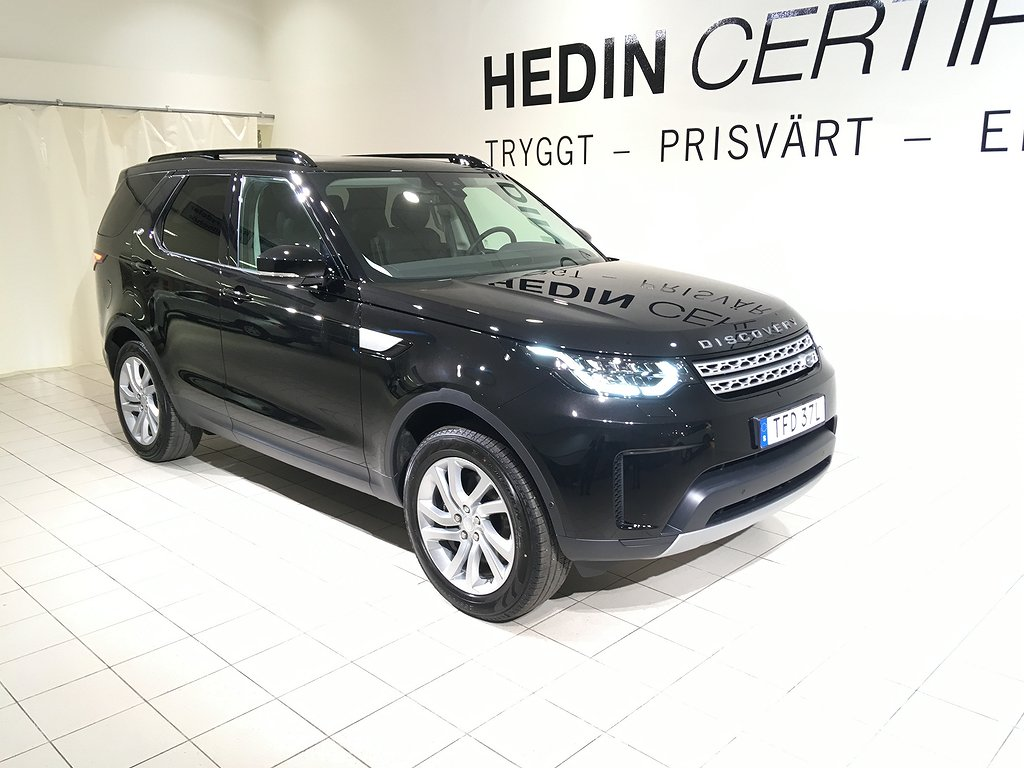 Land Rover Discovery 3.0D SDV6 AWD SIGNATURE HSE