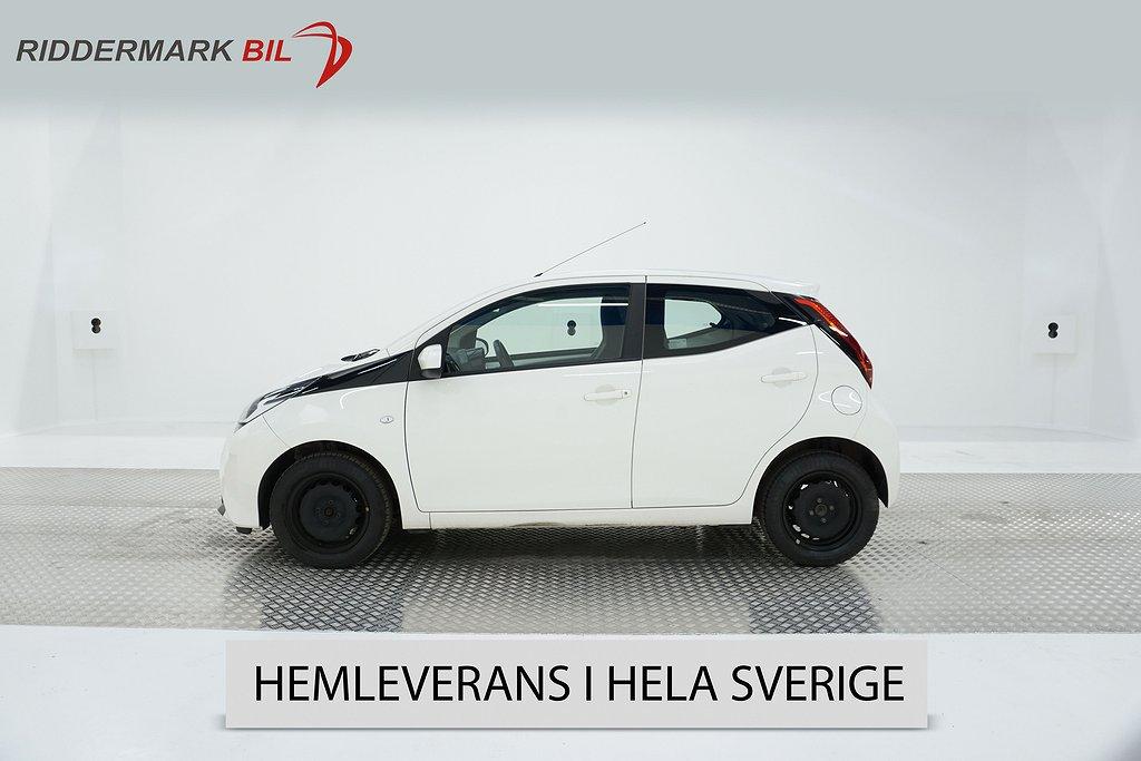 Toyota Aygo 1.0 5dr (72hk)