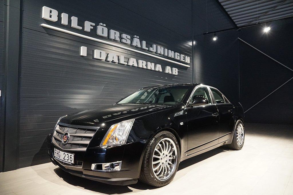 Cadillac CTS 3.6 V6 Automat Luxury 311hk