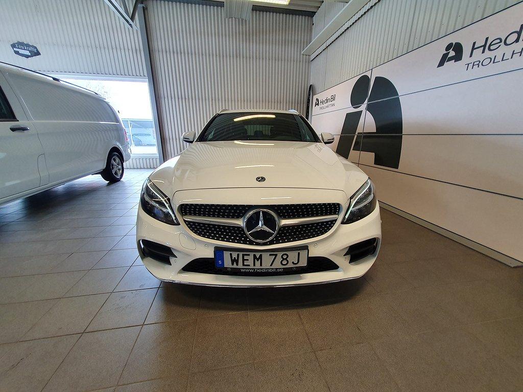 Mercedes-Benz C 200 d fleet Demo