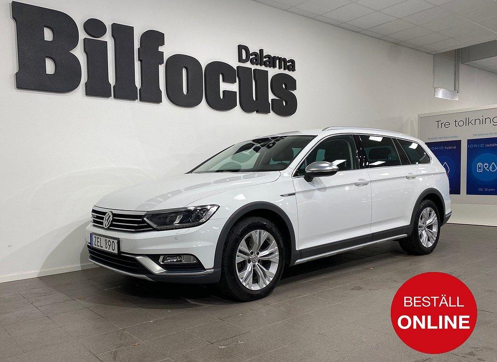 Volkswagen Passat Alltrack 2.0 4Motion DSG Executive 190hk