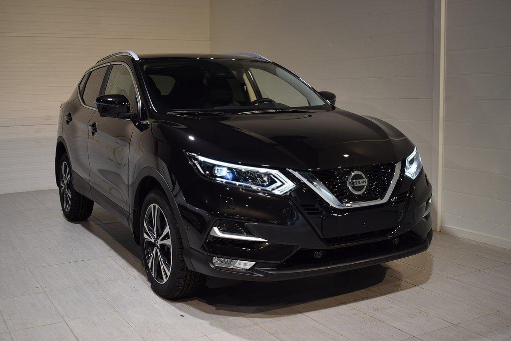 Nissan Qashqai 160 DCT TEKNA 2020