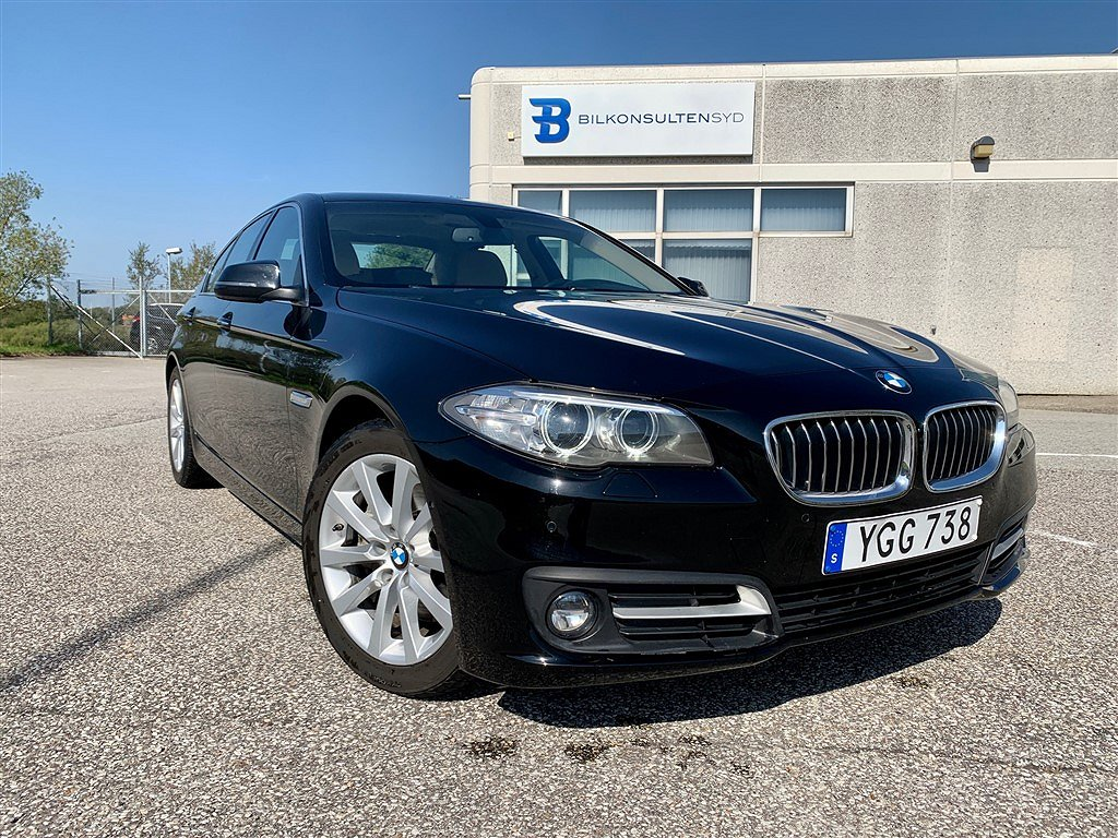 BMW 535 d xDrive Sedan Steptronic, 313hk