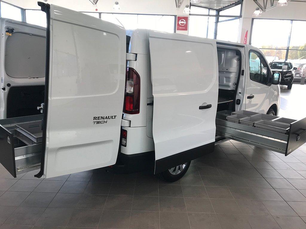 Renault Trafic L1H1 125HK LOYDS MELLANGOLV
