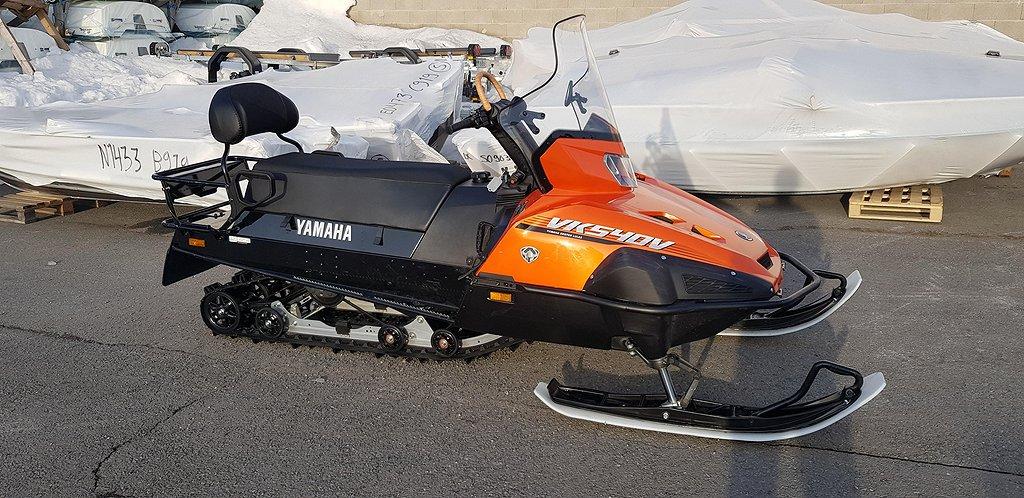 Yamaha Viking V540 E Momsad