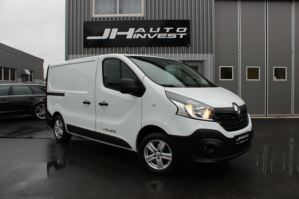 Renault Trafic 1.6 dCi Drag Värmare 4720 Mil