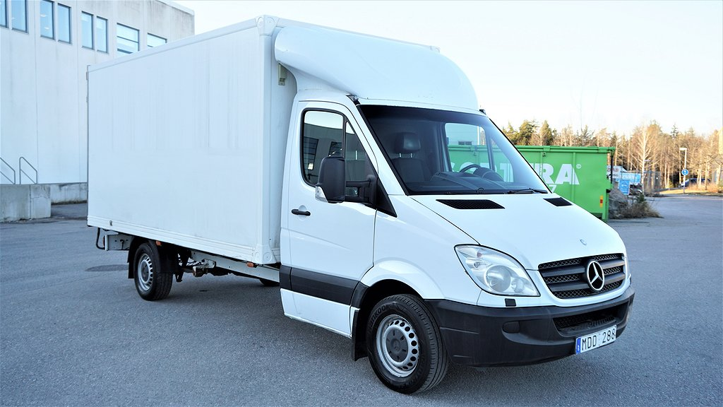 Mercedes-Benz Sprinter 316 CDI AUT 163HK MOMS