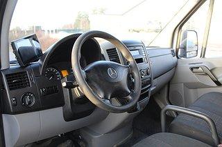 Mercedes Sprinter 316 NGT Pickup/Chassi (156hk)