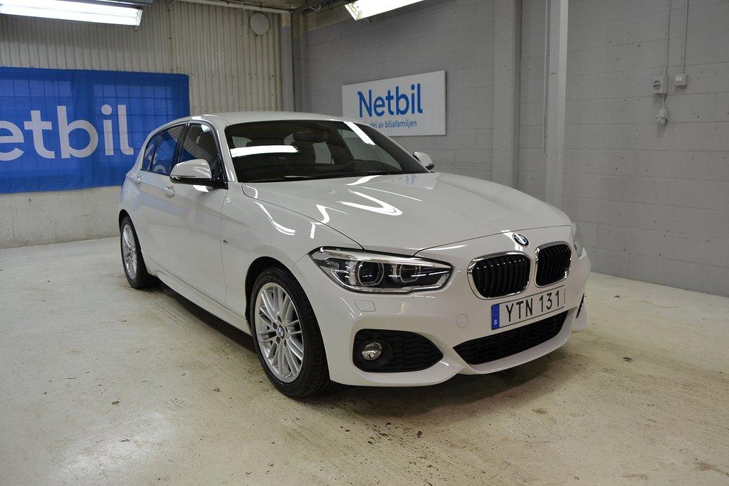 BMW 118 i 5-door M-Sport Euro6 Keyless 136hk