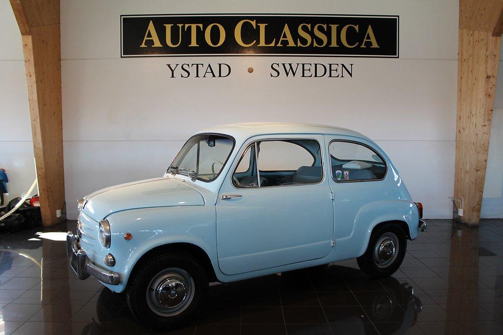 Fiat 600 D Milionaria