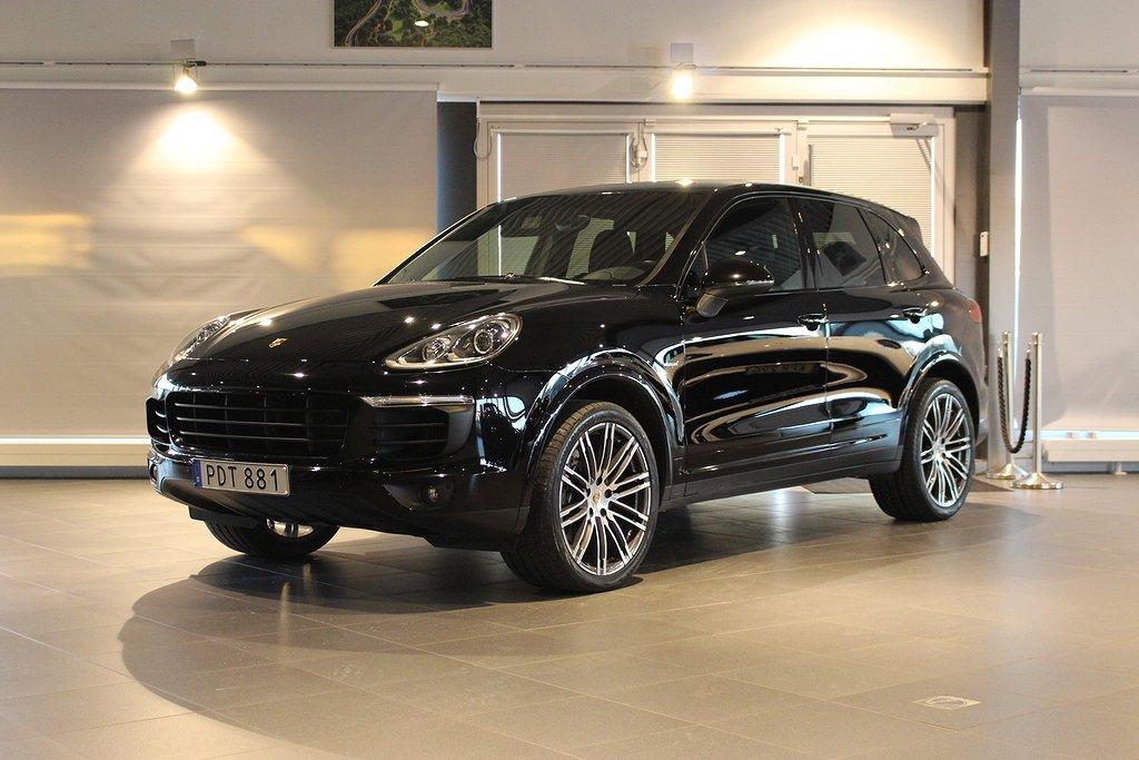 Porsche Cayenne Diesel Platinum Edition Facelift