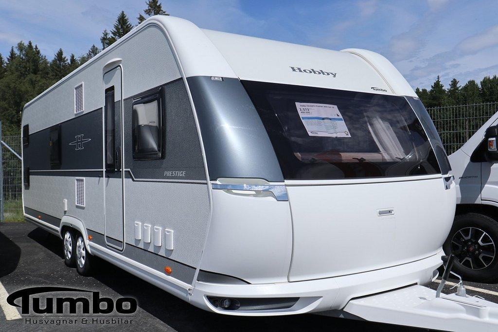 Hobby 720 KWFU Prestige -Alde-Ugn