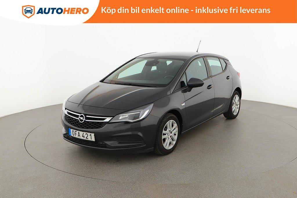 Opel Astra 1.4 Turbo Enjoy 140hk / Pluspaket