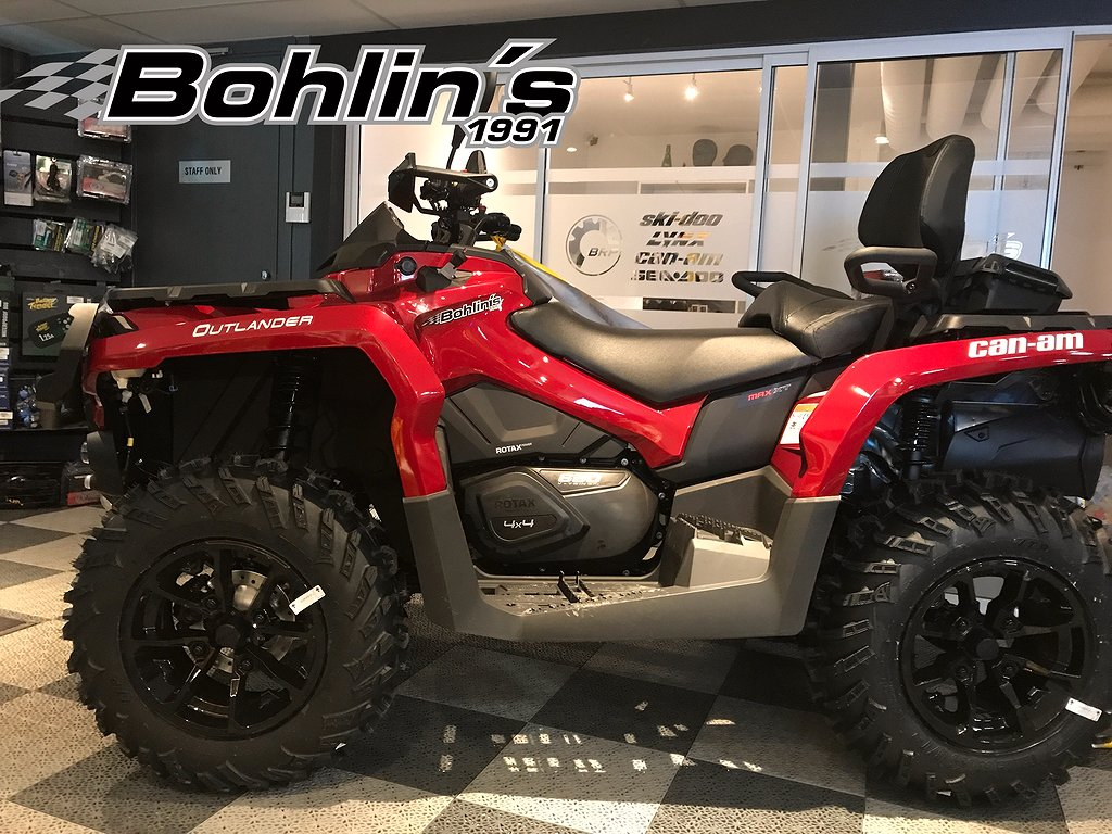 Can-Am MAX XT 650 T3B ABS -18