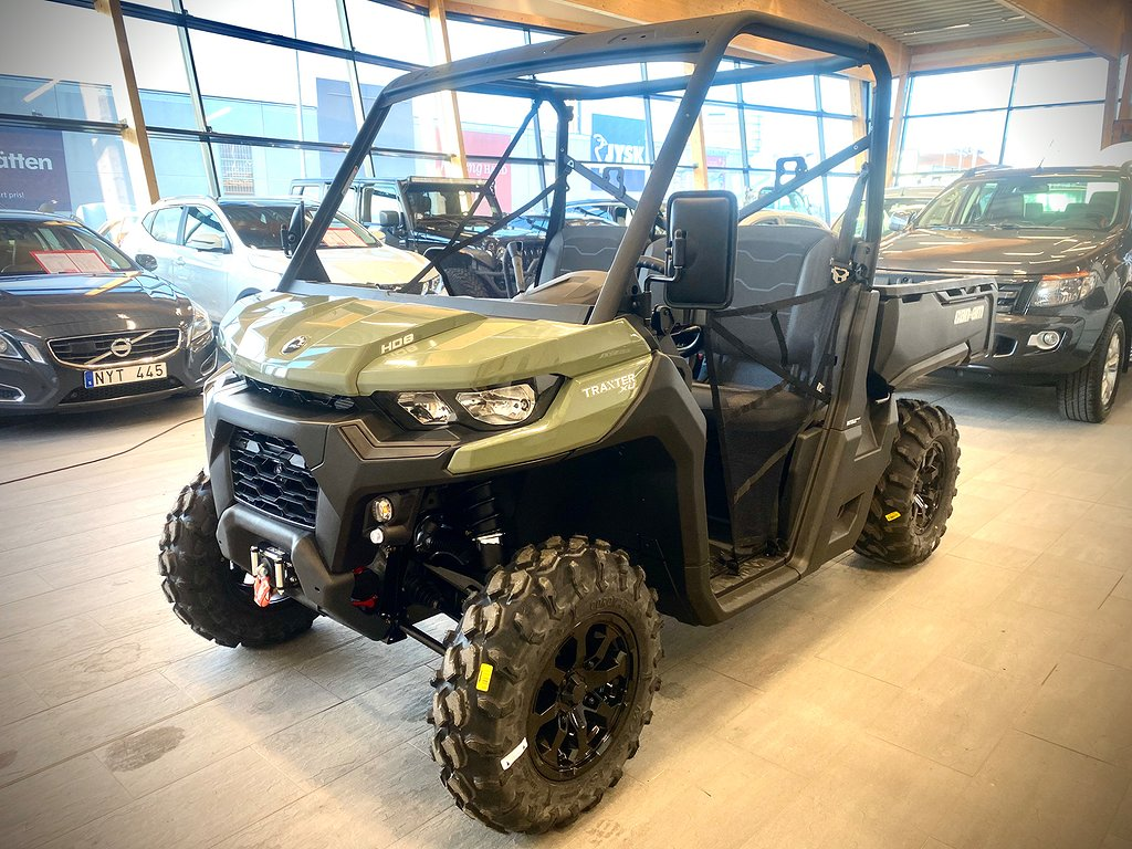 Can-Am Can-Am Traxter  XU T HD8