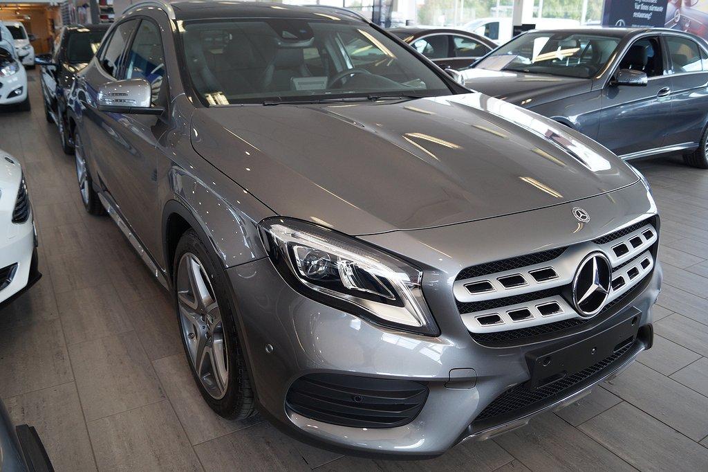Mercedes-Benz GLA 200 d 4MATIC / Keyless / AMG / Värmare
