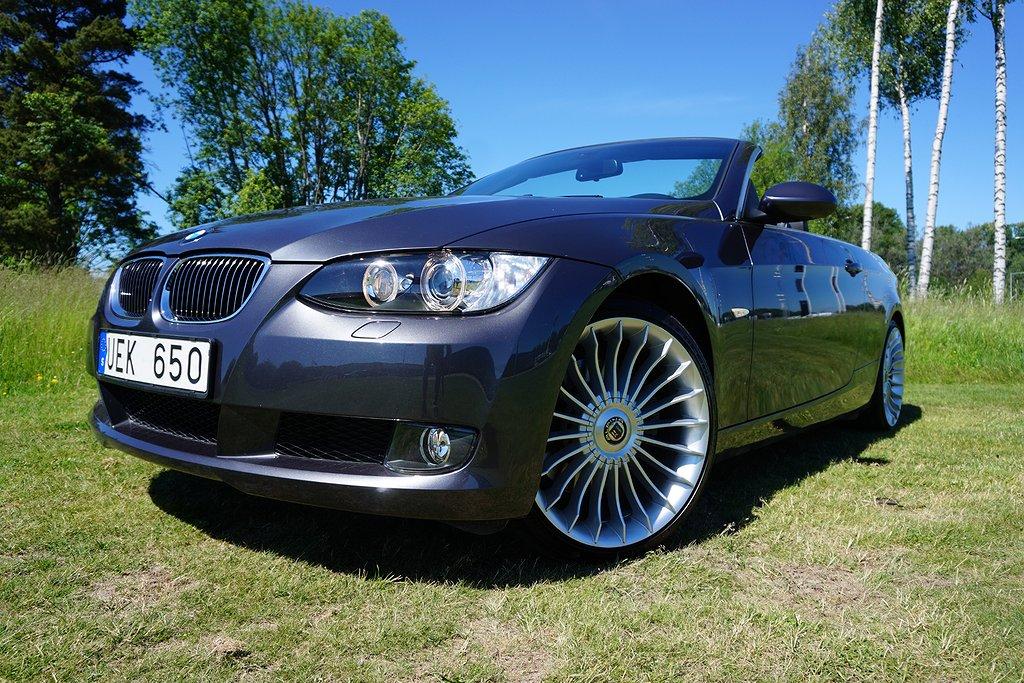 BMW 325 i Cab Skinn (OBS 2692 Mil)