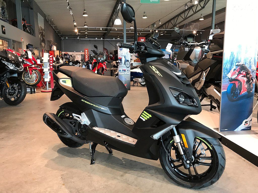 Peugeot Speedfight 4 Darkside 2-takt 2020