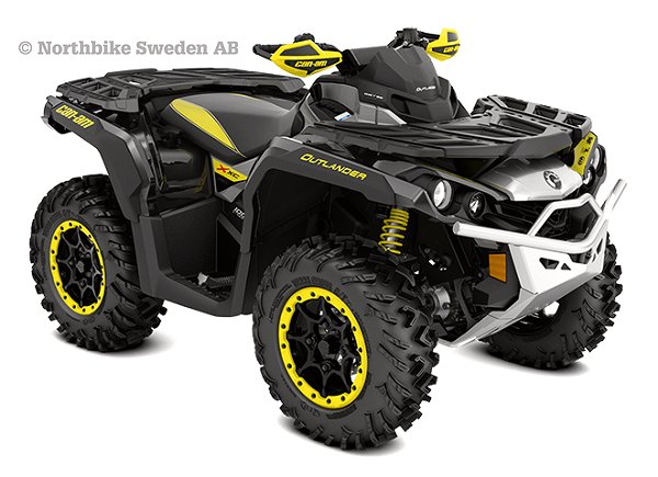Can-Am Outlander 1000 XXC T3B ABS