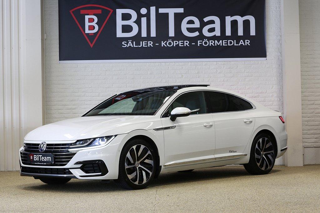 Volkswagen Arteon 2.0 TDI 4Motion DSG Sport, Premium Euro 6