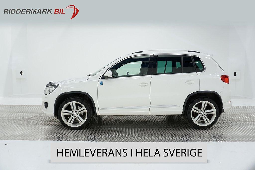 VW Tiguan 2.0 TDI 4MOTION BlueMotion Technology (140hk)