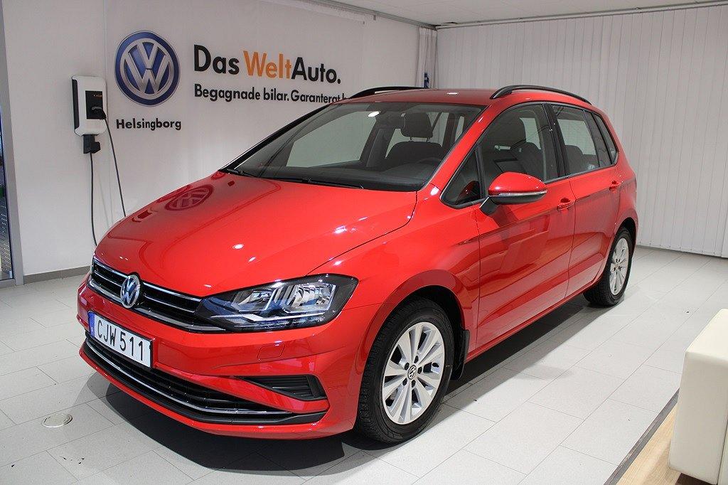 Volkswagen Golf Sportsvan TSI 110