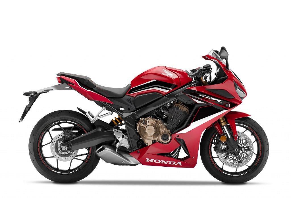 Honda CBR650R *Omgående leverans* -2021