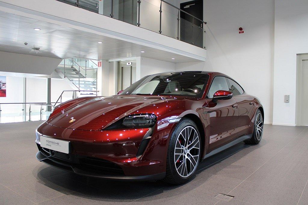 Porsche Taycan 4S 571 HK