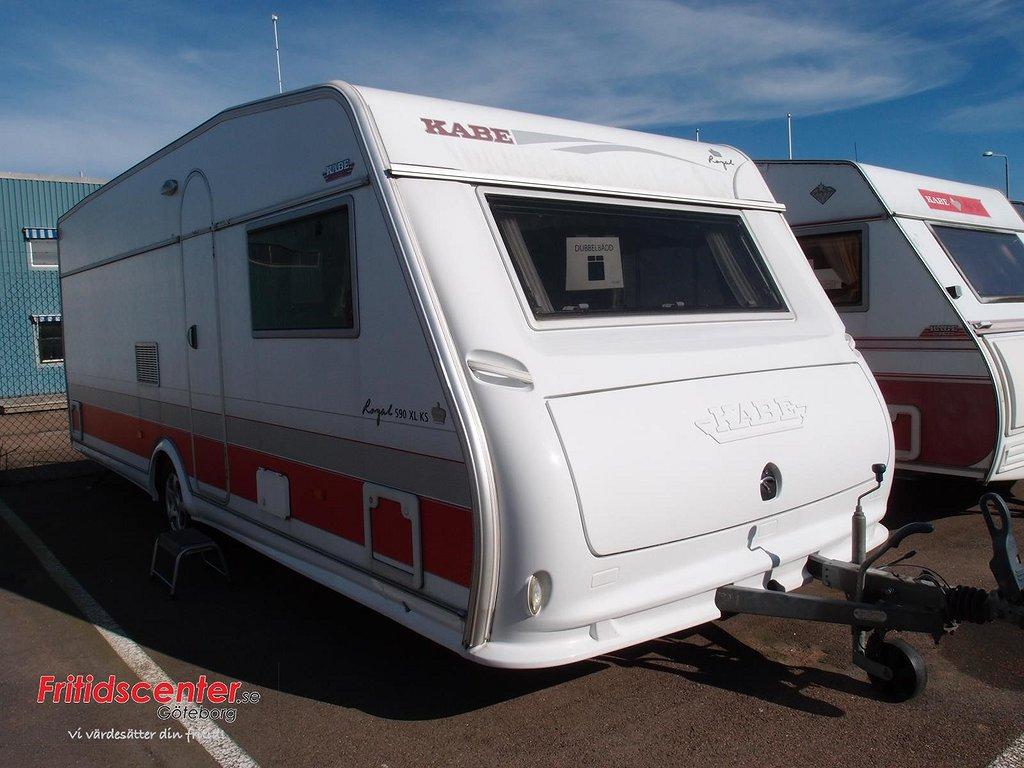 Kabe Royal 590 XL KS