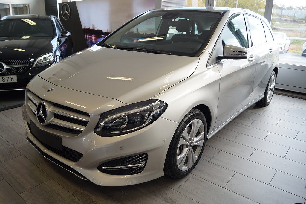 Mercedes-Benz B 200 / Style edition