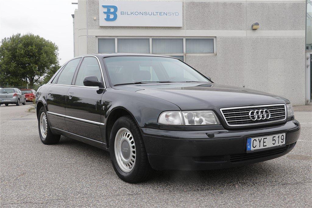 Audi A8 2.8 V6 Automatisk, 193hk