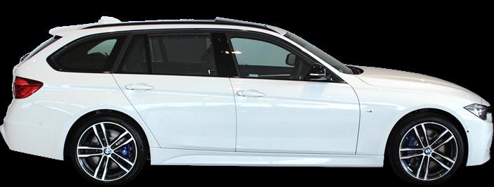 Modellbild av en BMW 3-serie Touring