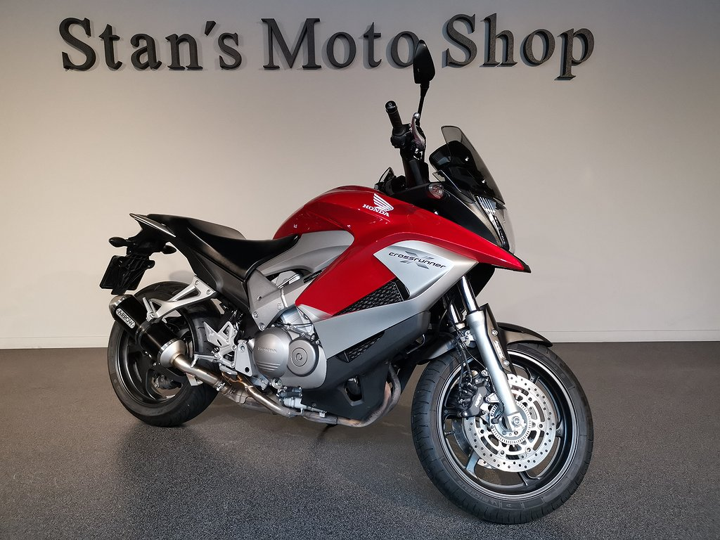 Honda Powersports VFR800 X Crossrunner ABS