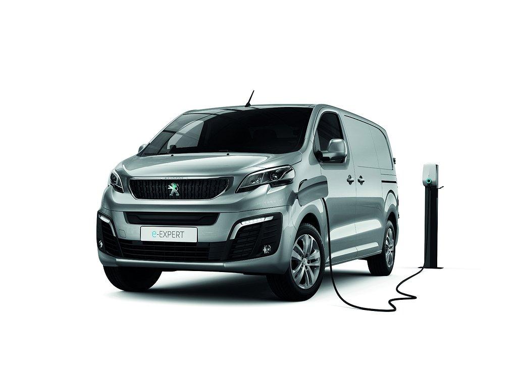 Peugeot e-Expert L2 Pro+ Electric 75 kWh