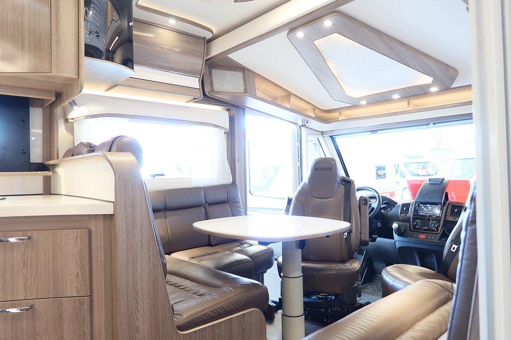 Husbil-integrerad Kabe TMI 910 Imperial QB 23 av 54