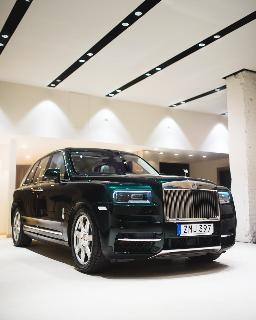 Rolls-Royce CULLINAN 6.75 V12 Automat Euro 6 571hk