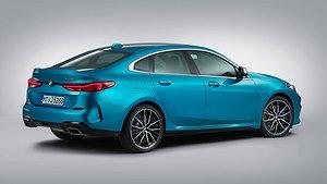 FÖRSTA BILDERNA: Här är nya BMW 2-serie Gran Coupe