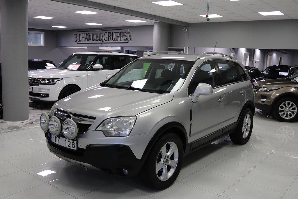 Opel Antara 2.4 4x4-Drag-Nybesiktigad-Nyservad