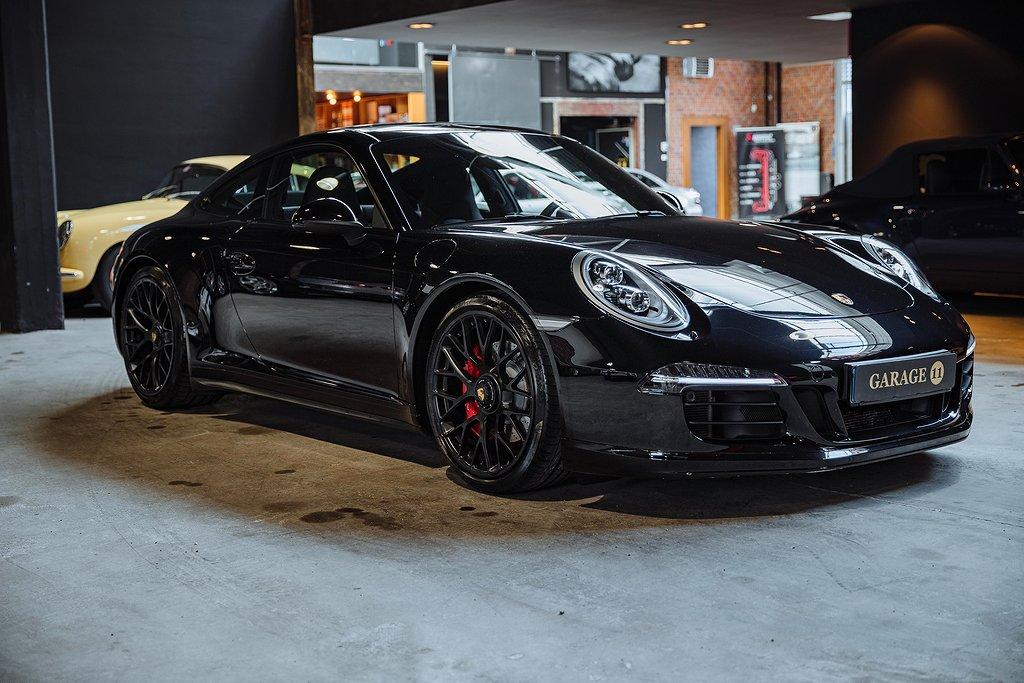 Porsche 911 991  4 GTS
