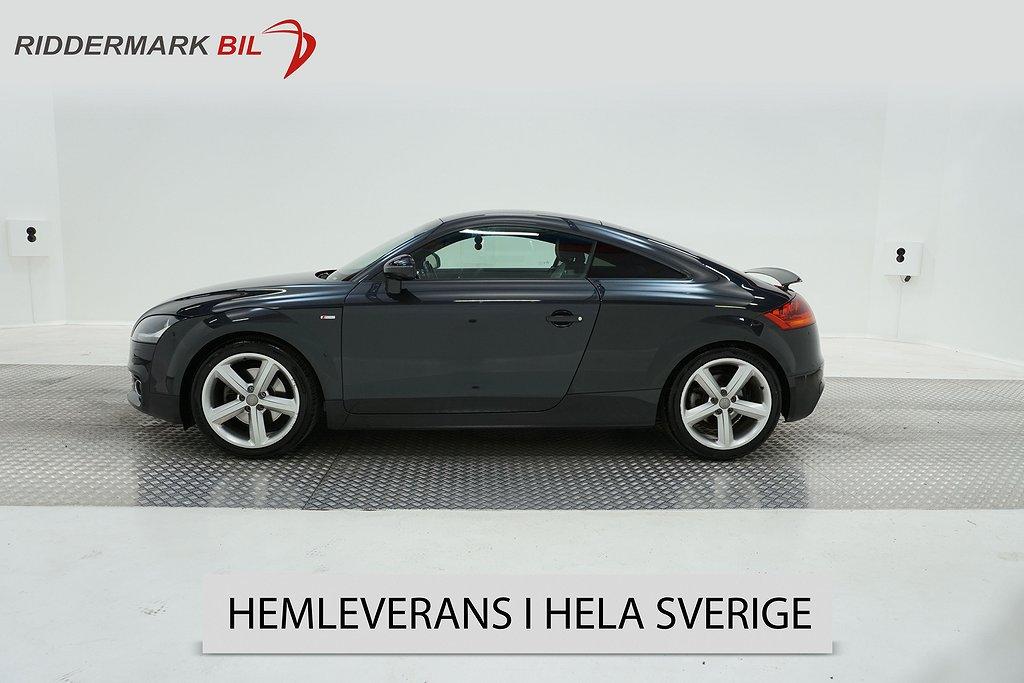 Audi TT 1.8 TFSI Coupé (160hk)
