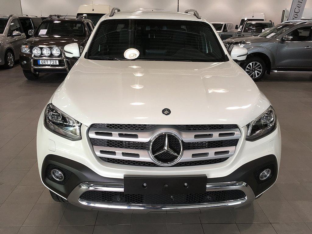 Mercedes-Benz 350 X D POWER EDITION 4MATIC