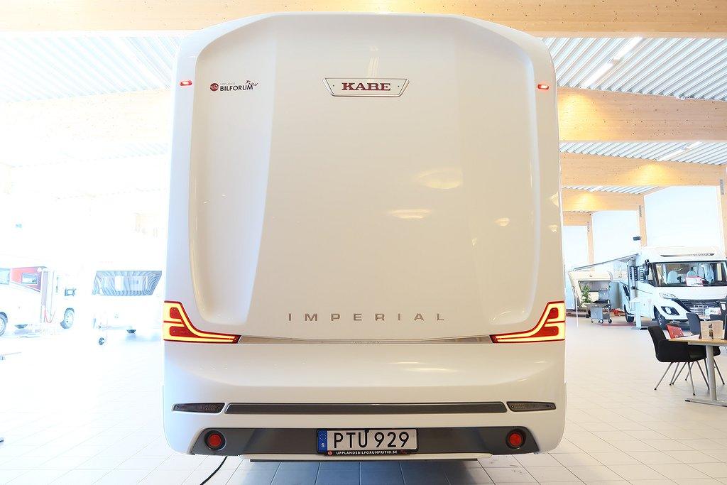 Husbil-integrerad Kabe TMI 910 Imperial QB 17 av 54