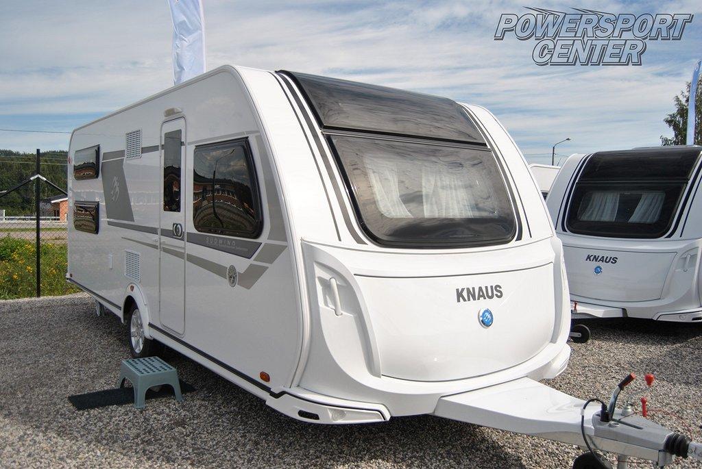 Knaus Scandinavian Selection 590 UK