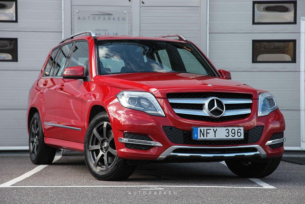 Mercedes-Benz GLK 220 CDI 4MATIC 7G-Tronic Plus 170hk 2Ägare