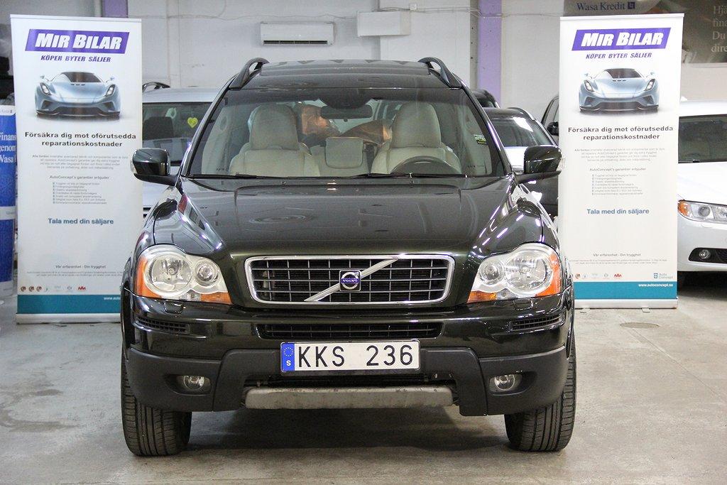 Volvo XC90 D5-AWD-Auto-Momentum-7-sits-Taklucka