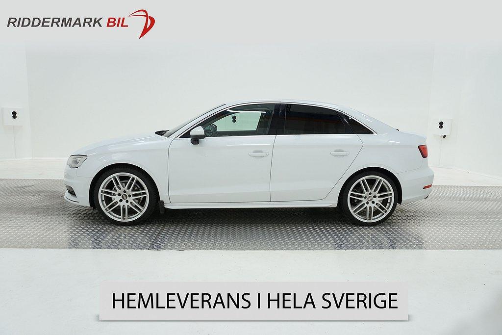Audi A3 2.0 TDI Sedan (150hk)